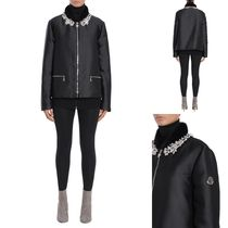 MONCLER(モンクレール) ジャケット MONCLER GAMME ROUGE ミンクファーインサートジャケット