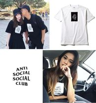 即発! ANTI SOCIAL SOCIAL CLUB WHITE CLUB TEE Tシャツ