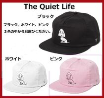 THE QUIET LIFE(クワイエットライフ) キャップ 送料込み 【The Quiet Life 】BOOB DOG RELAXED FIT SNAPBACK