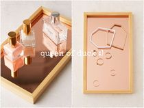 Urban Outfitters(アーバンアウトフィッターズ) インテリア雑貨・DIYその他 送込_UO*Blush Glass Catch-All Tray♪
