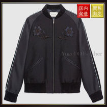 GUCCI(グッチ) ブルゾン 【グッチ】Wool Mohair Bomber ブルゾン