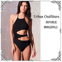 Urban Outfitters 新作 サイドカット ワンピース水着 国内発送