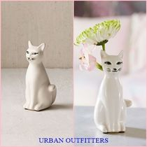 Urban Outfitters(アーバンアウトフィッターズ) インテリア雑貨・DIYその他 ☆New!梨花さん愛用ブランドURBAN OUTFITTERS Cat FlowerVase