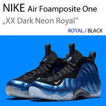 Nike Air Foamposite One XX Dark Neon Royal Black ポジット