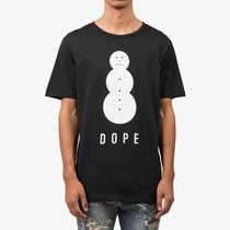 DOPE couture(ドープクチュール) Tシャツ・カットソー DOPE☆Snowman Tee