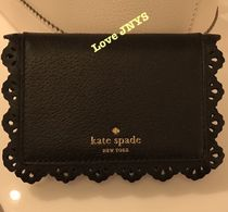 kate spade new york(ケイトスペード) カードケース・名刺入れ 3-5日着可★kate spade☆stacy fordham court ☆カードケース☆