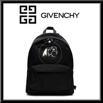 GIVENCHY(ジバンシィ) バックパック・リュック 【関税・送料込】☆GIVENCHY☆ナイロンバックパック