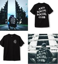 即発,入手困難! ANTI SOCIAL SOCIAL CLUB LOGO TEE 2 BLACK