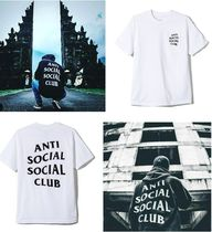 即発! ANTI SOCIAL SOCIAL CLUB WHITE CLUB TEE 2 Tシャツ