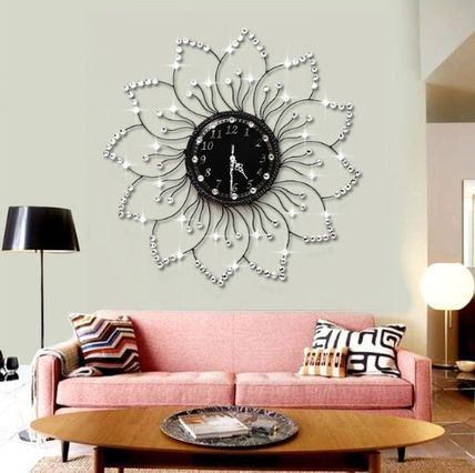 Designers walk rock wall clock 126 stylish products