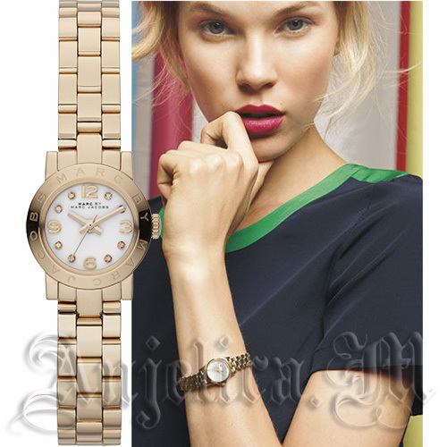 ★在庫★Marc by Marc Jacobs Amy Dinky Watch MBM3226