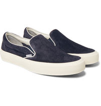 Cambridge Suede Slip-On Sneakers スリッポン スニーカー