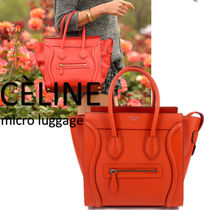 CELINE☆LUGGAGE MICRO マイクロ ラゲージ  バッグ