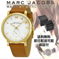 Marc by Marc Jacobs★腕時計 ブラウン ホワイト MBM1316