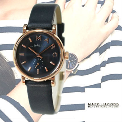 Marc by Marc Jacobs watches Midnight Blue MBM1331