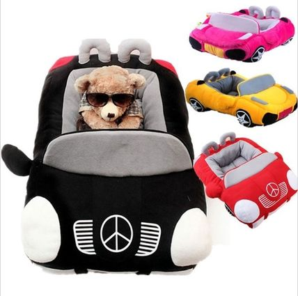 Sports dress up cute pet beds cats and dogs