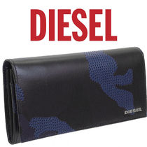 DIESEL 長財布 CAMOU DRILL X04368-P1223 24 A DAY-H6095