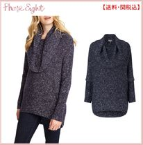 Phase Eight(フェイズ・エイト) ニット・セーター 【ロンドン発】PhaseEight人気セーター☆Fleck Lila Cowl Knitte