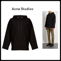 【17SS】Acne Studios Florida Face フード付きスウェット