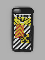 【Off-White】 Diagonal Sticker  iPhone7ケース
