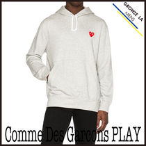★【Comme des Garcons PLAY】再入荷 Red Emblem パーカーHoodie