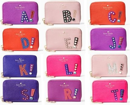 Kate Spade HARTLEY LANE INITIAL CASSIDY ★イニシャル財布★