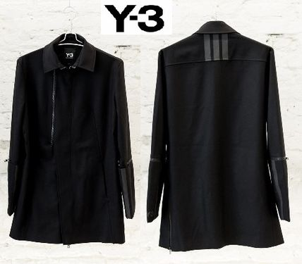 Y-3 utility well-over shirt