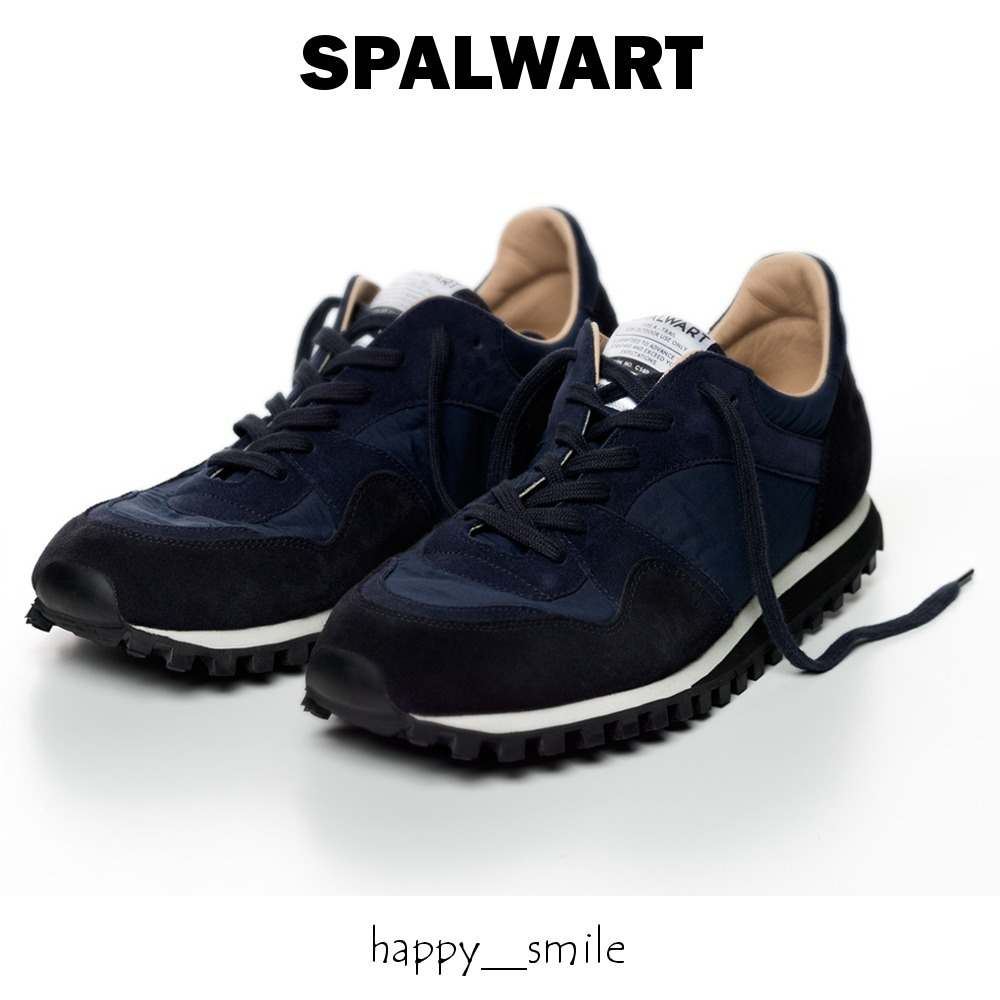 §SPALWART§ 国内発送 Marathon Trail Low - Navy 5870