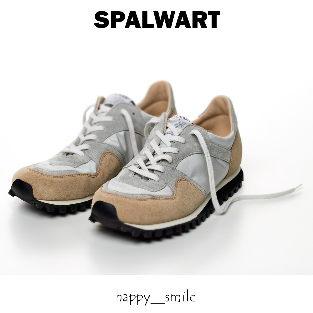 §SPALWART§ 国内発送 Marathon Trail Low (GB) - Natural 1400