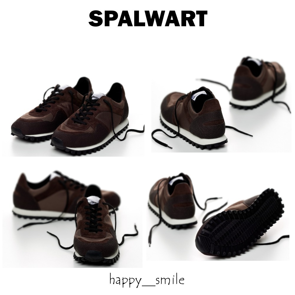 §SPALWART§国内発送Marathon Trail Low Structure -Brown 1465