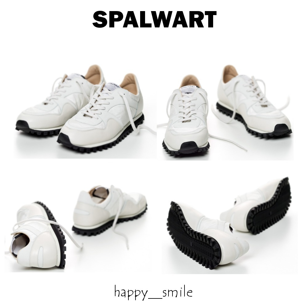 §SPALWART§ 国内発送 Marathon Trail Low Nap (WB) -White0000