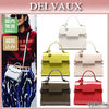 17SS新作★送料/関税込【DELVAUX】 TEMPETE Micro ハンドバッグ