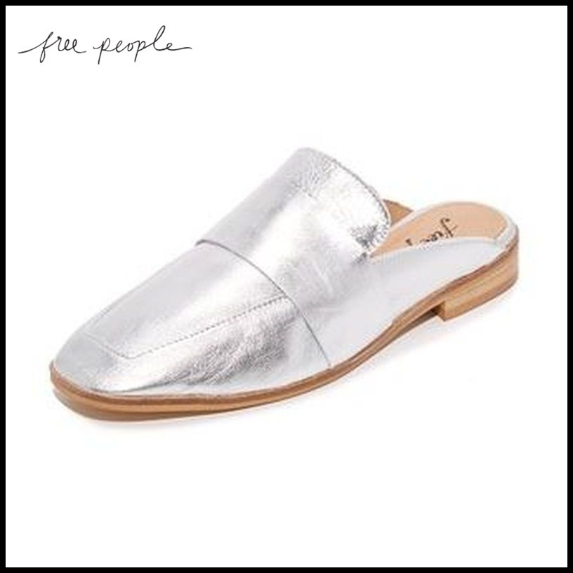 Free People 新作 At Ease Loafers 送料関税込