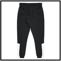 ADYN  FRAGMENT PANELLED JOGGERS