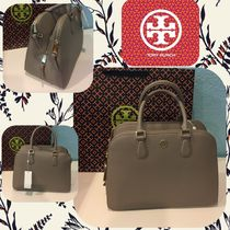 SALE Tory Burch Landon triple zip satchel