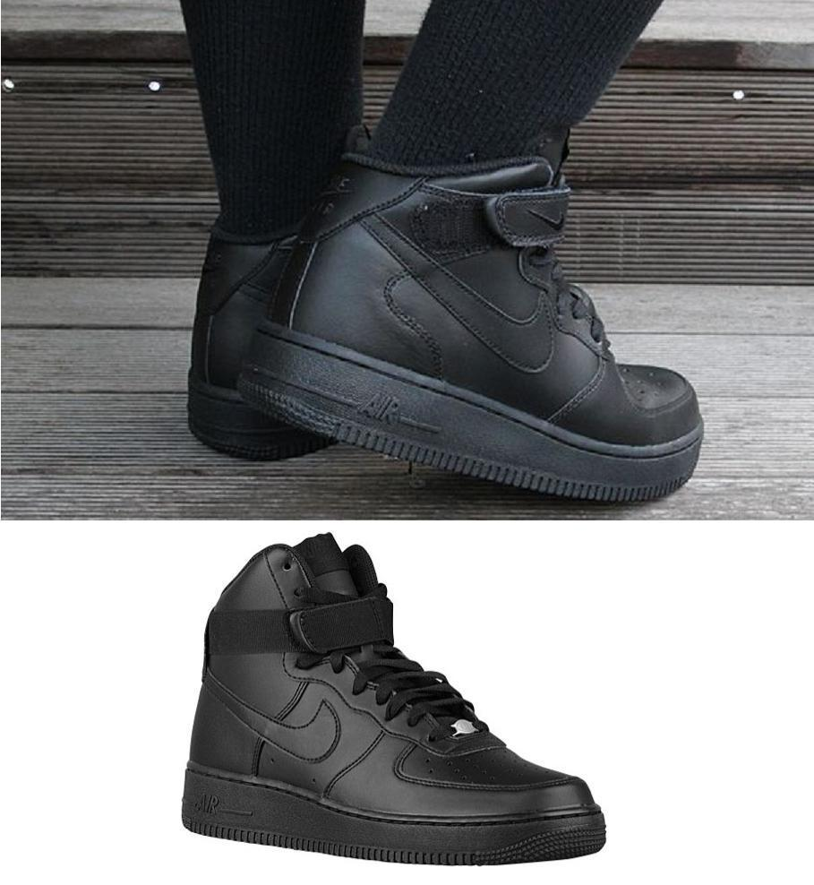 Sale!!女性もOK  ☆ Nike ☆ AIR FORCE 1 MID エアフォース1 GS