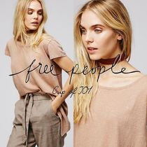 Free People(フリーピープル) チュニック 【NEW】1枚で差をつける!Scouts Honor Tee