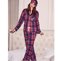 Victoria's secret(ヴィクトリアシークレット) ルームウェア・パジャマ 国内発送!VS☆The Dreamer Flannel Pajama/XS