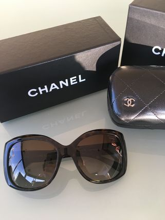 Rare CHANEL 5184 Havana sunglasses polarized lenses with