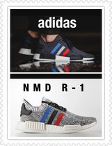 大人気 アディダス  NMD R1 PRIMEKNIT GRAPHIC BB2887 BB2888