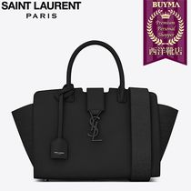 SAINT LAURENT 17SS┃BABY MONOGRAM DOWNTOWN CABAS BAG
