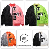日本未入荷 SILERS X UNIONOBJET BEAUTIFUL FUCKOFF JACKET 4色