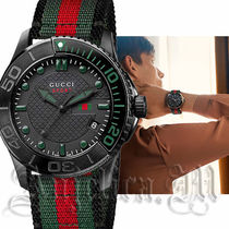 ★GUCCIカラーが人気★Gucci G Timeless Mens Watch YA126229