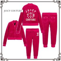 JUICY COUTURE★大人もOK♪クチュール78 ベロアセットアップ