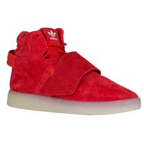 adidas Originals Tubular Invader Strap (Red/Vintage White)