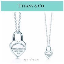 日本未入荷【Tiffany & Co】Return To Tiffany Lock Pendant♪