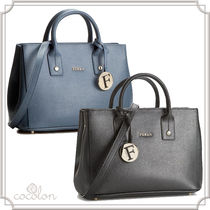 国内発 即納[FURLA]LINDA MINI TOTE2way Tote Bag ミニトート