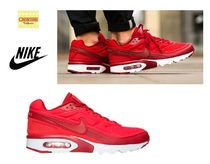 最新★Nike Air Max BW Ultra SE Running Shoes★レッド
