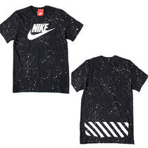 NIKE STLIPE GRAPHIC T-SHIRT (Black)