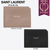 SAINT LAURENT 17SS┃FRAGMENTS CREDIT CARD CASE